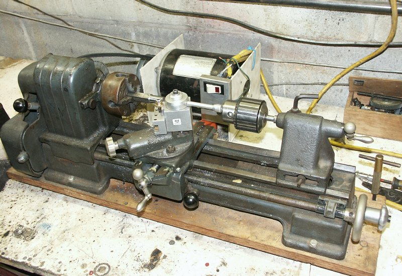Craftsman 12 Lathe Manual