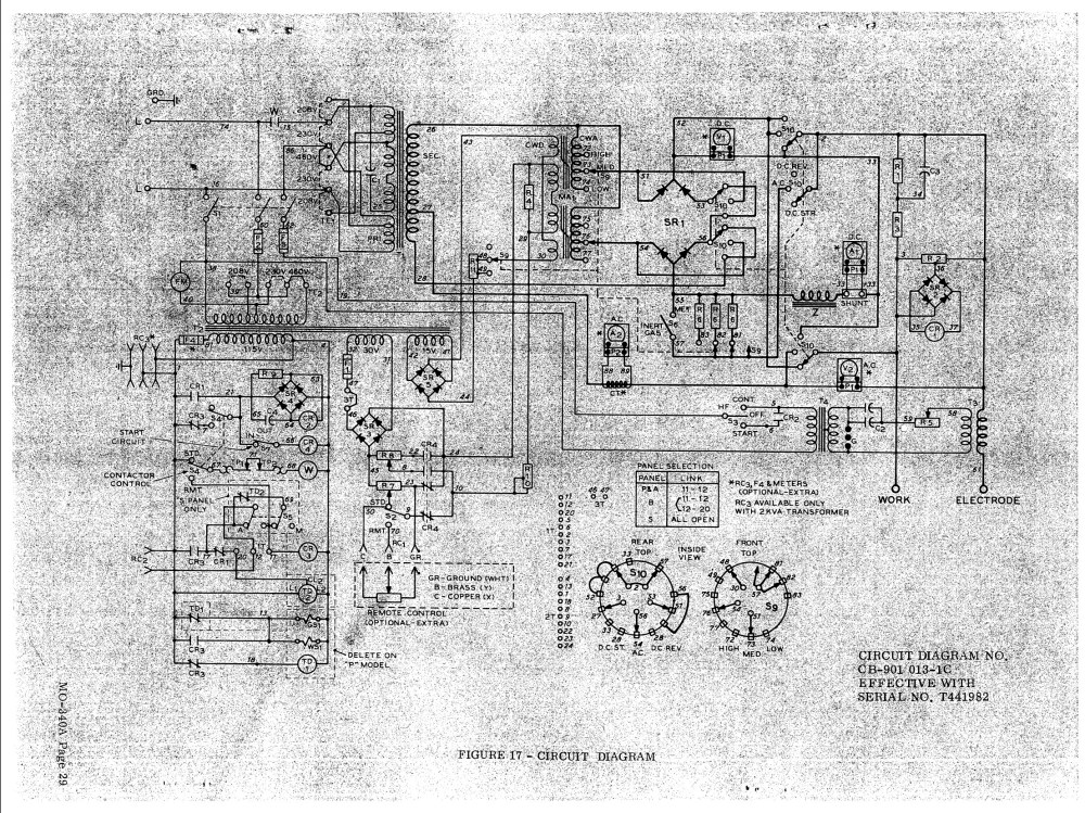 medium resolution of airco cleaned up schematic