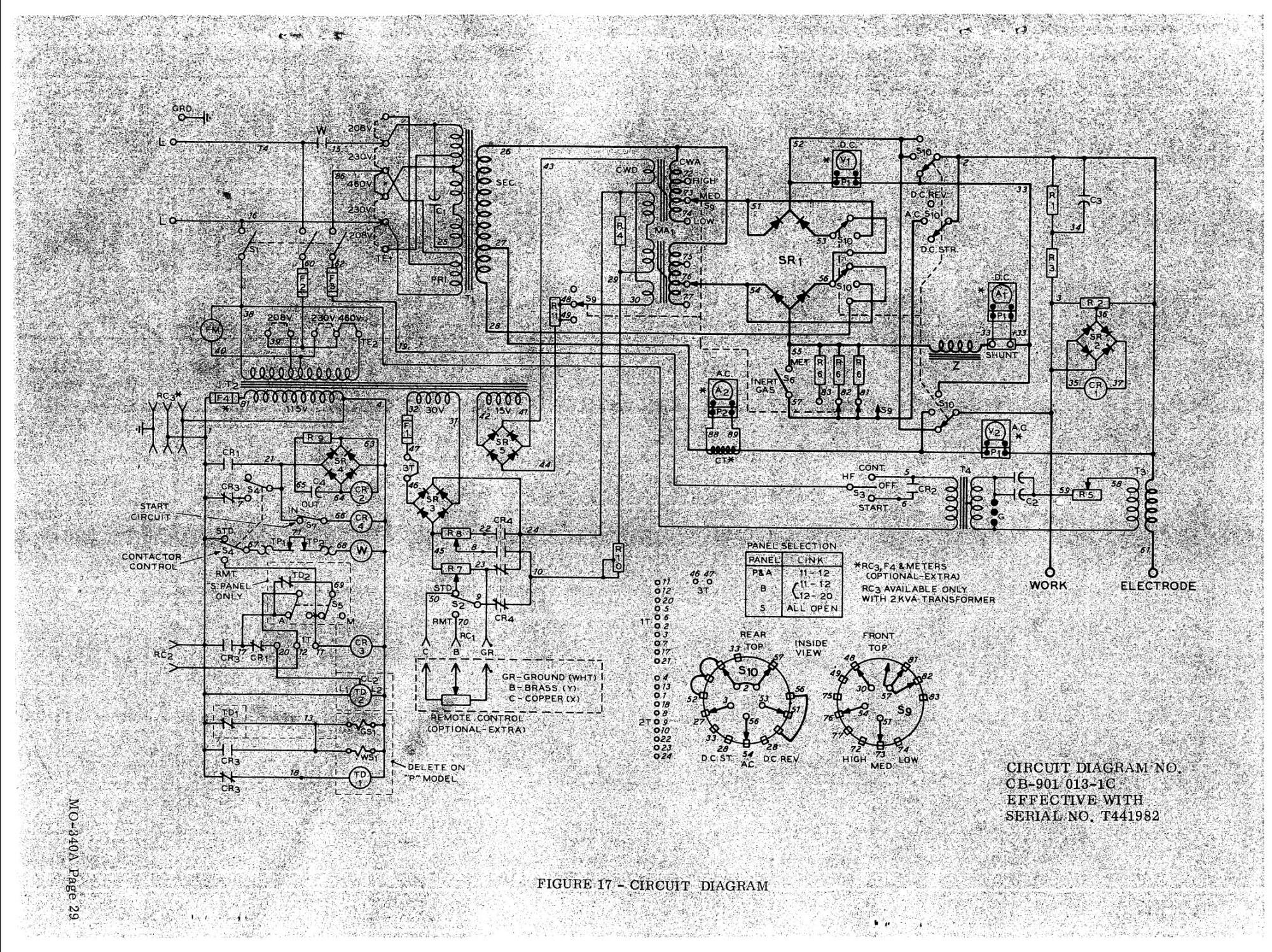 hight resolution of airco cleaned up schematic
