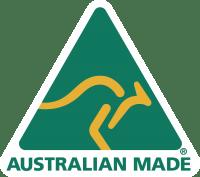 Australian Made full colour logo