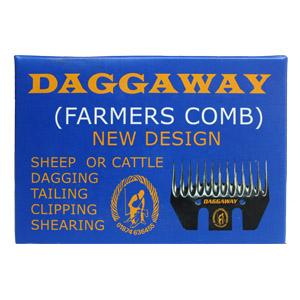 Daggaway Comb