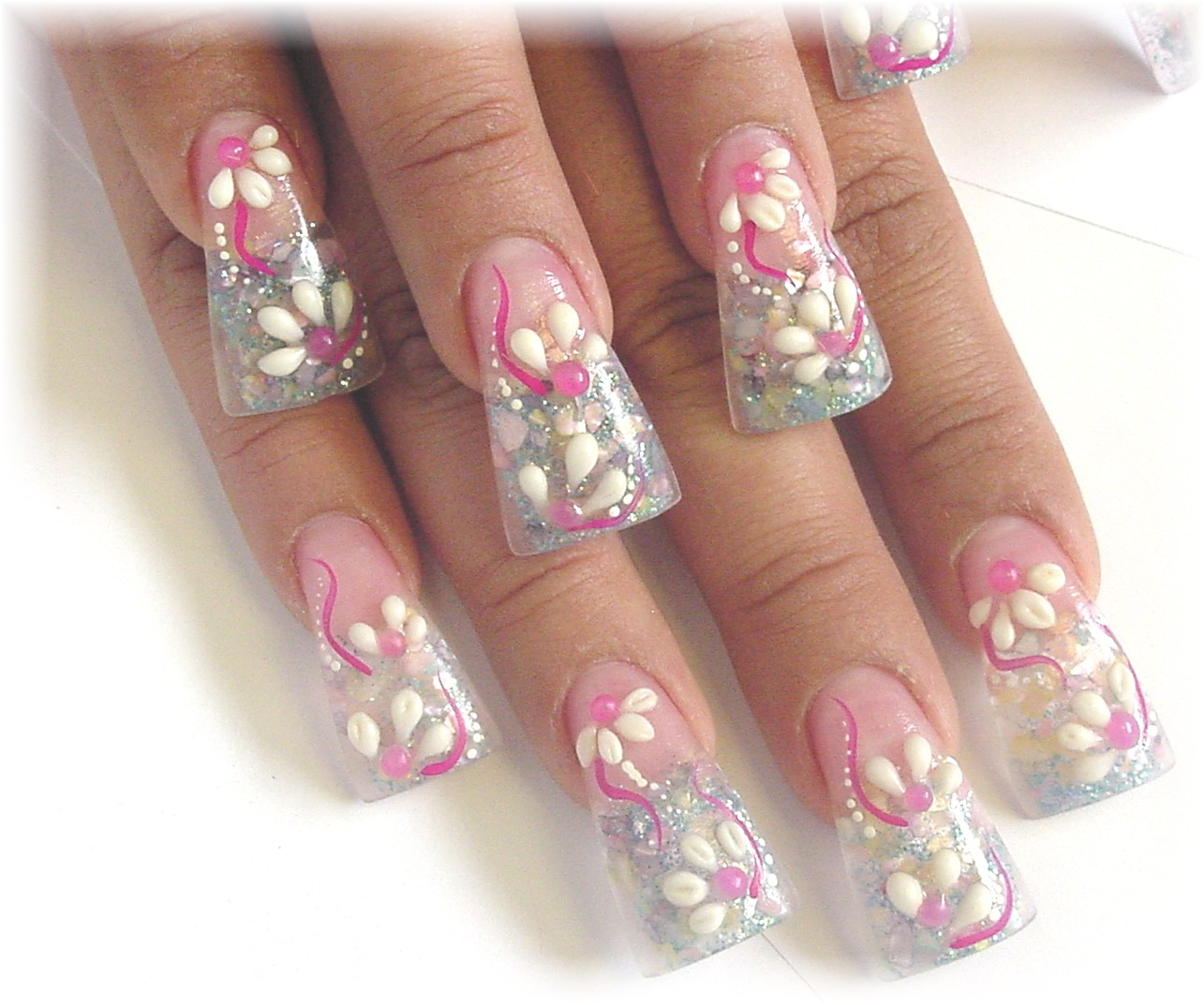 Fake Nail Designs  Pccala