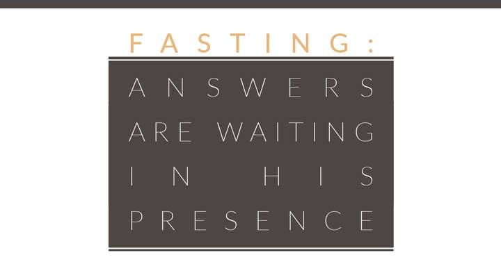 Begin The Year With The Daniel Fast