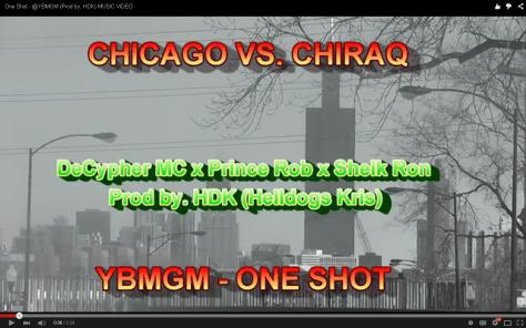 Track: YBMGM - One Shot Produced By HDK