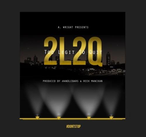 Track: A. Wright - #2L2Q