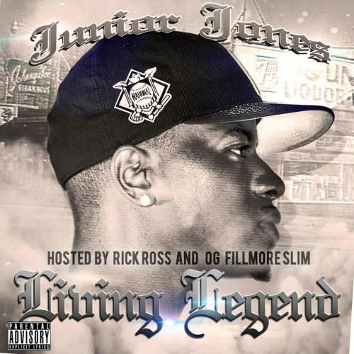 MixTape: Junior Jones - Living Legend Mixtape