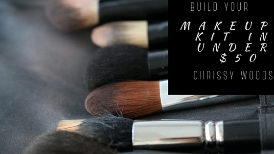 Beginners Makeup Kit, Chrissy woods