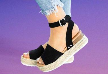 10 Best Flat Sandals