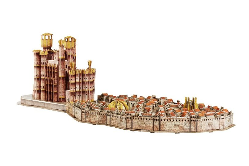 4D Cityscape Game of Thrones (GoT) 3D Puzzle