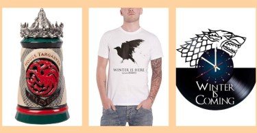 Best Gift Ideas for Game of Thrones Fans