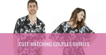 Cute Matching Couples Outfits