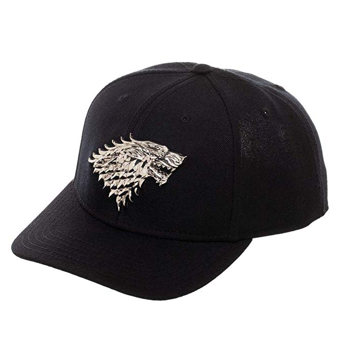 Game of Thrones House Stark Snapback Hat