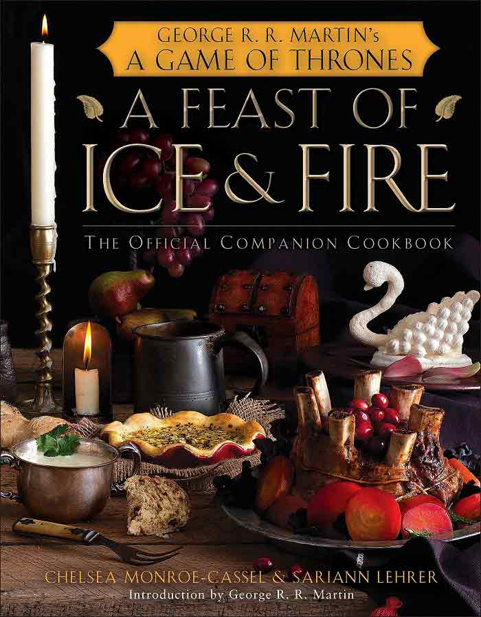 The Official Game of Thrones Companion Cookbook