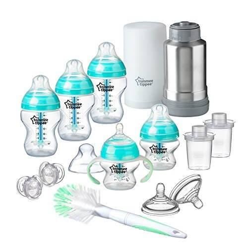 Newborn Baby Bottle Feeding Gift Set