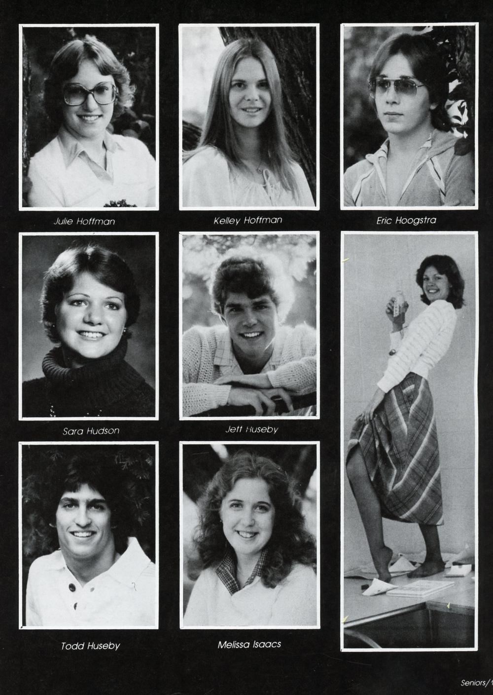 1980 Sheboygan Falls High School Yearbook Page 129