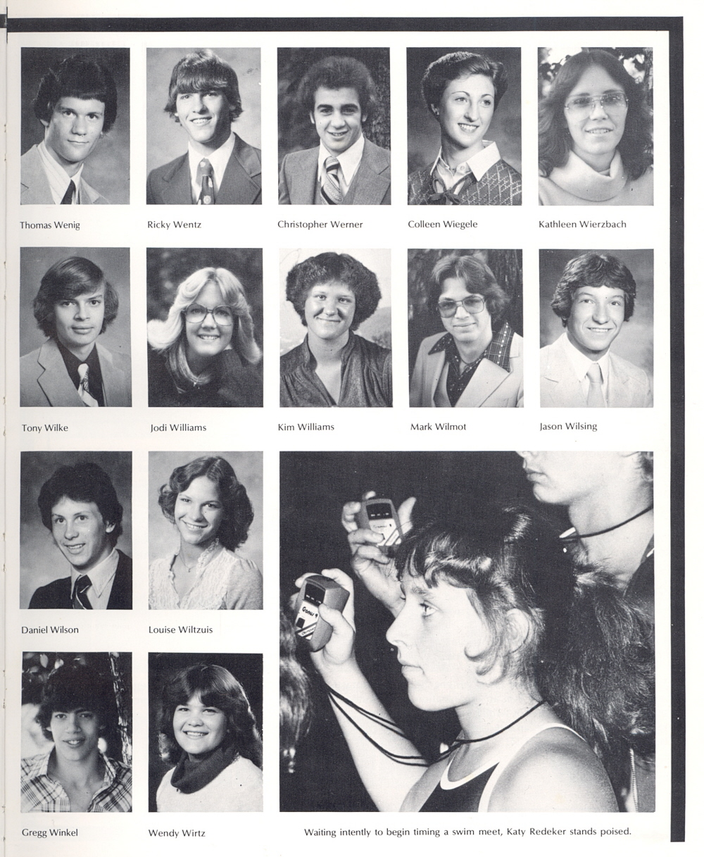 1980 Sheboygan South High School Yearbook Page 51