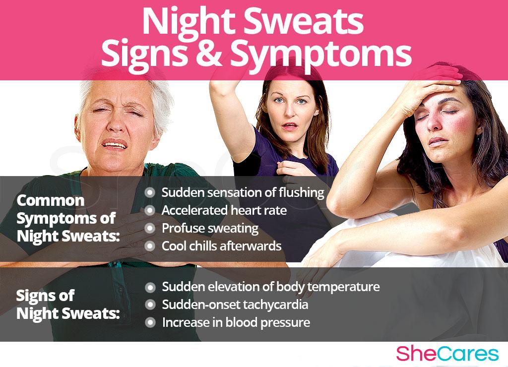 Heart Disease Night Sweats - Cardiovascular Disease