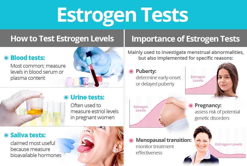 Estrogen Tests   SheCares