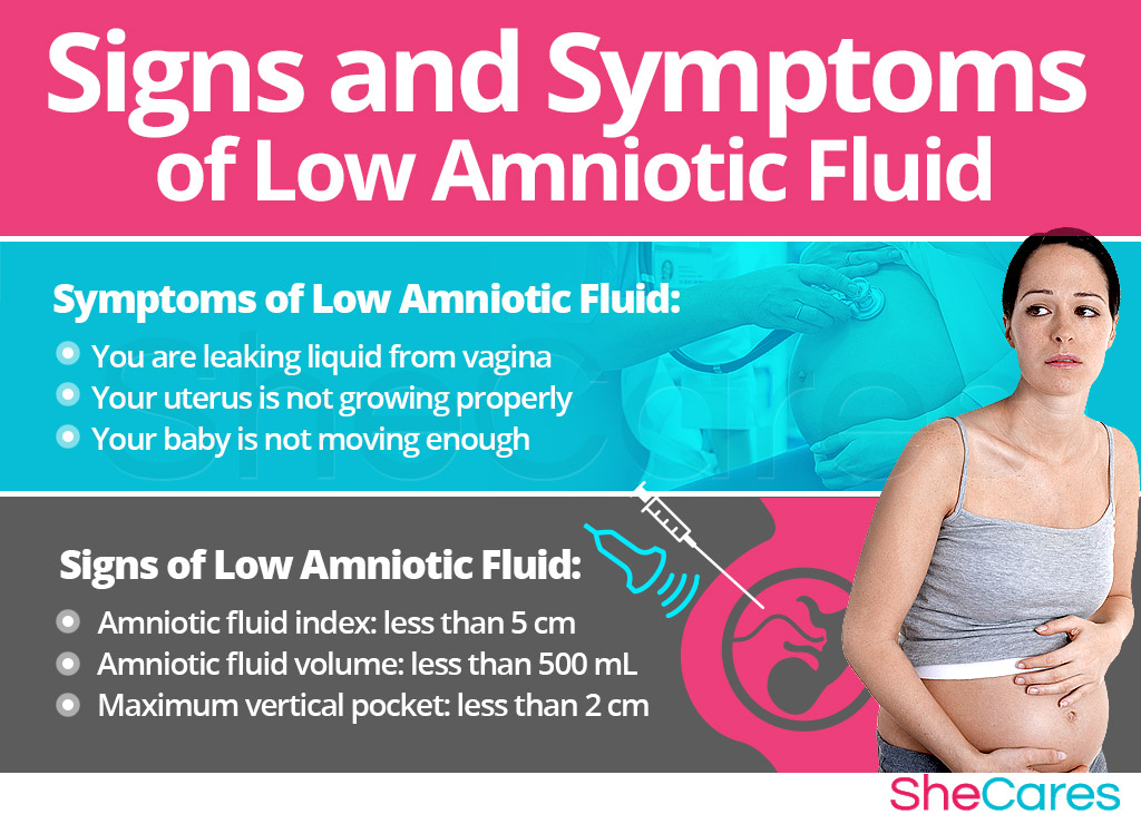 Low Amniotic Fluid   SheCares
