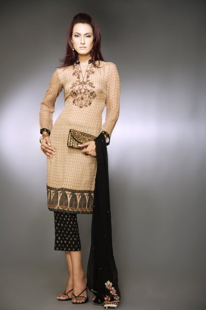 Pakistani Casual Dress Designs  SheClickcom