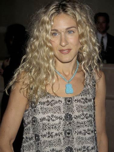 Sarah Jessica Parker Curly Hairstyle  SheClickcom