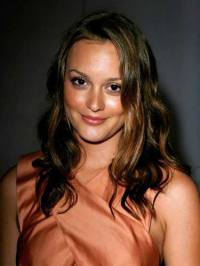 Leighton Meester Hair Color