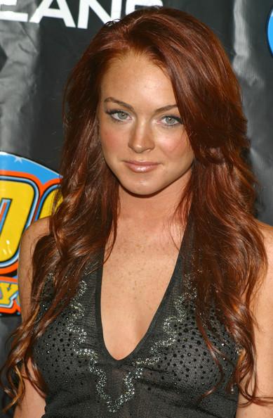 Lindsay Lohan Hot Hairstyles 2010 For Girls Trendy
