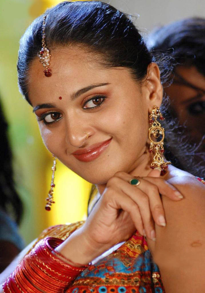 Anushka Shetty Modeling Shoot  SheClickcom