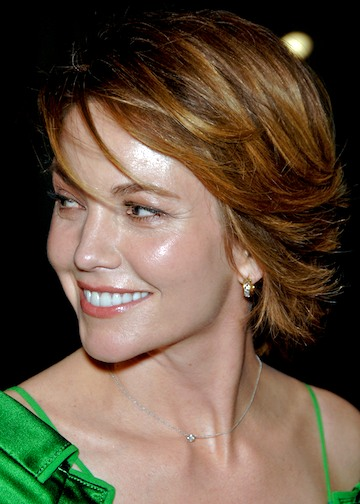 Diane Lane Cute Hairstyles And Celebrity Haircut Gallery