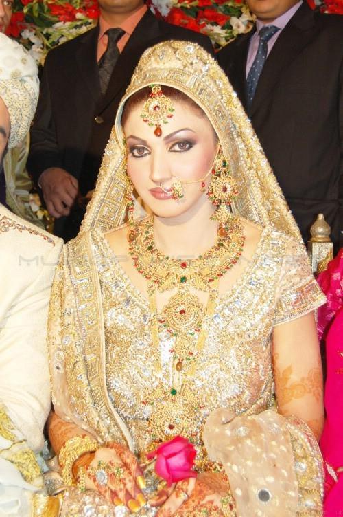 Sana Nawaz Wedding Pics  SheClickcom