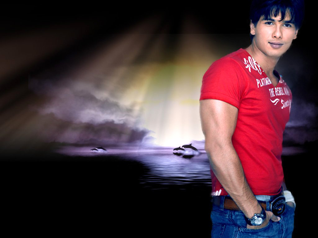 Shahid Kapoor Height Pictures  SheClickcom