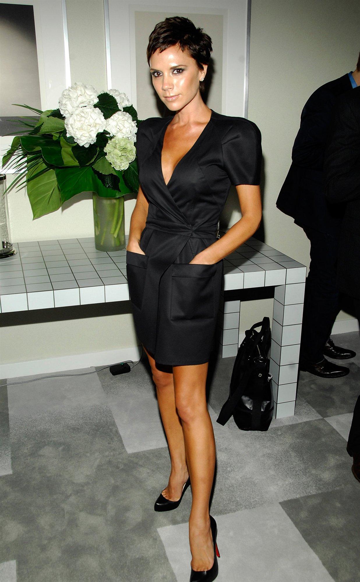 Victoria Beckham Hot Actress  SheClickcom