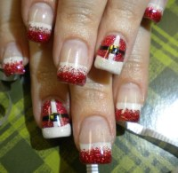 15 Delightful Christmas Nail Art Designs 2012 | SheClick.com