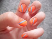 fresh nail art design 2013