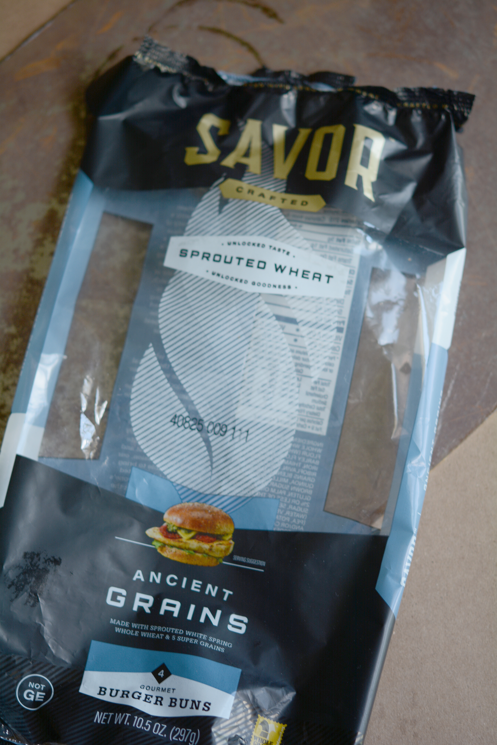 Savor Crafted Sprouted Wheat Buns
