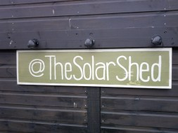 Solar Shed