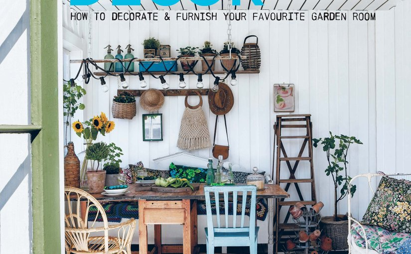 Q & A with author of Shed Decor: Sally Coulthard