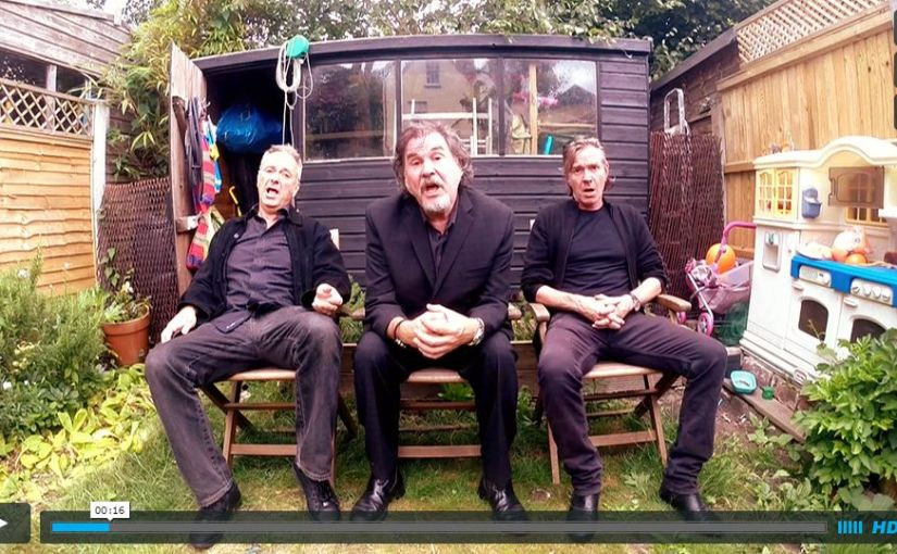 SHED.TV : Down the shed by Men with Ven