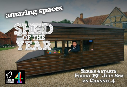 channel 4 amazing spaces shed of the year