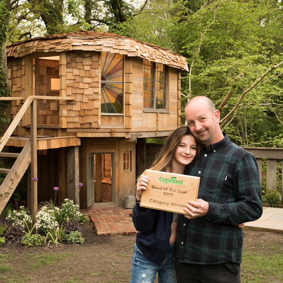 Amazing Spaces Shed Of The Year Episode One
