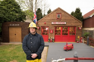 The Engine House owned by Kevin Francis from Hampshire is one of