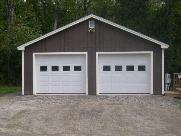 Home Depot Garage Kits 24X24 Prices