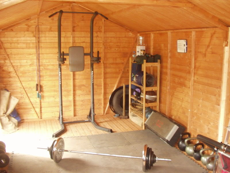 Benefits Of Turning Your Backyard Shed Into A Gym Shed