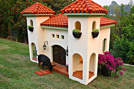 Doghouse Shed Design Ideas