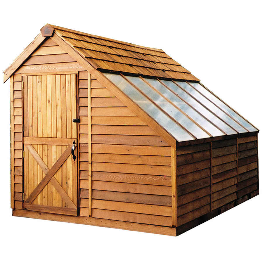 medium resolution of cedarshed sunhouse 8x12 shed sh812