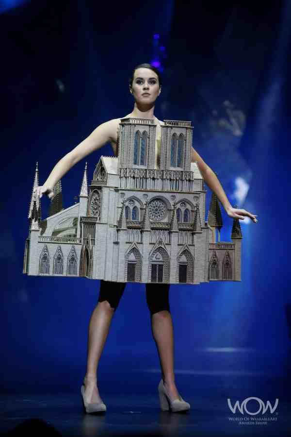 Fashion Meets Sculpture Lynn Christiansen' Wearable Art