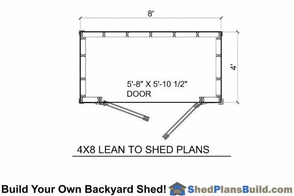 Small Shed Lawn Mower