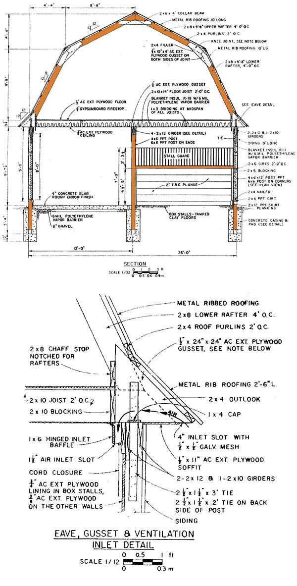 The shedplan: 10x12 gambrel shed plans garden arch