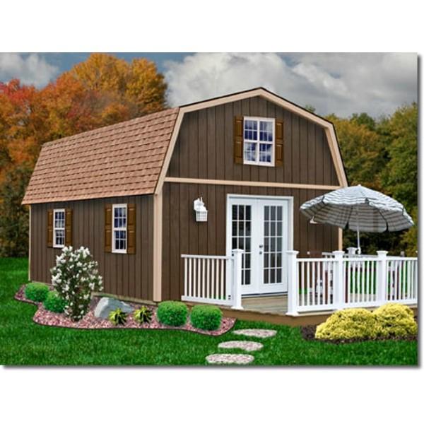 Outdoor Storage Buildings Sale