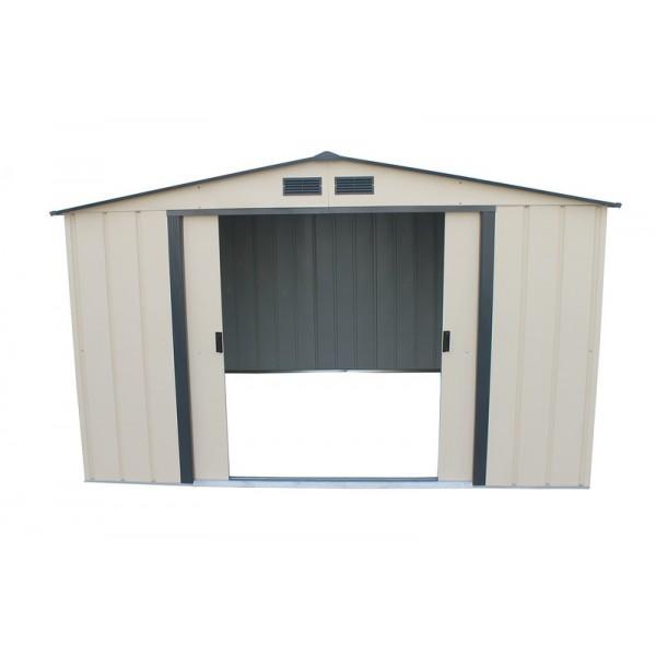 Duramax 10x10 Eco Metal Storage Shed Kit 61235